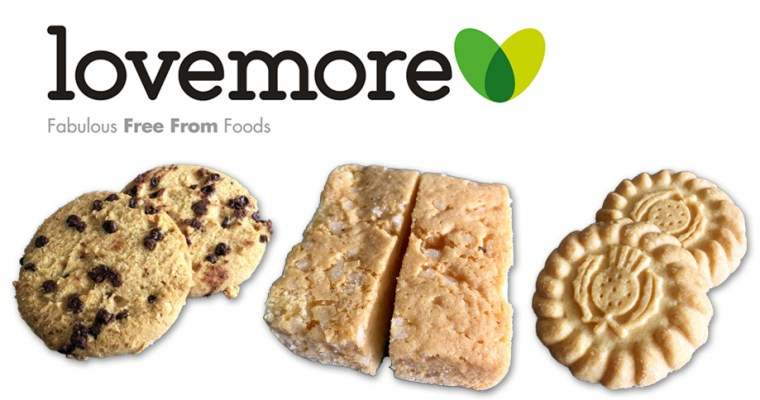 Lovemore Free From Foods – product tests