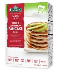 Orgran - Apple Cinnamon Pancake