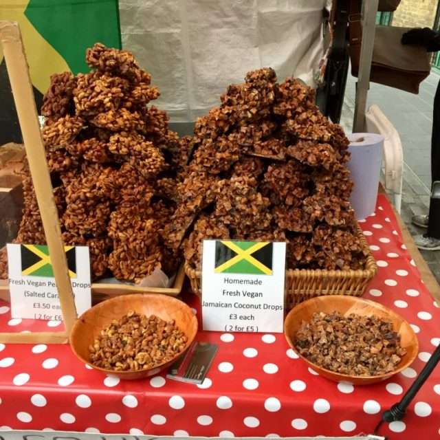 Kokosnuss Drops Greenwich Market