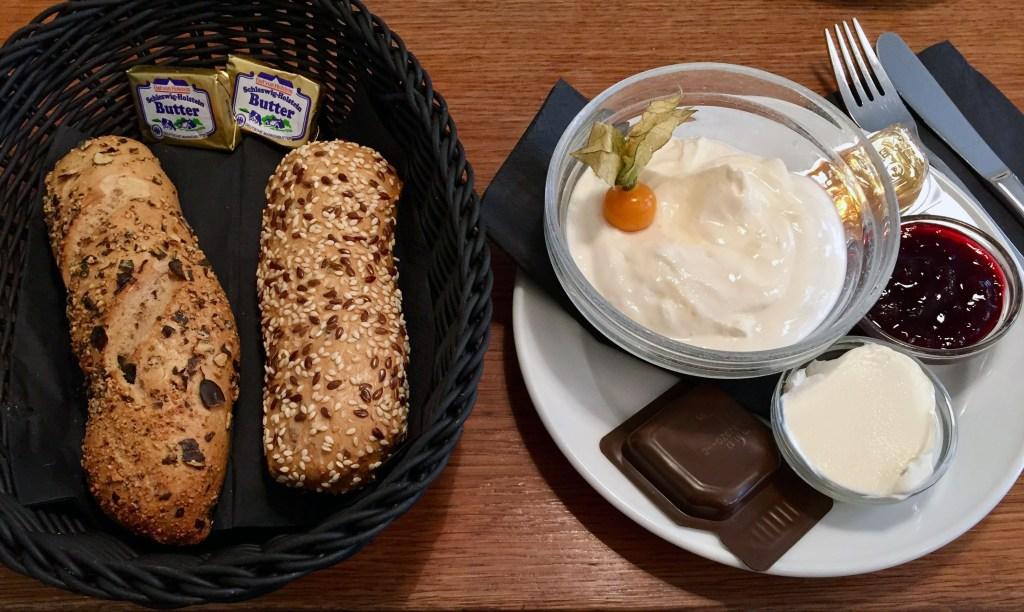 Glutenfrei Frühstücken in Hamburg bei Knuth