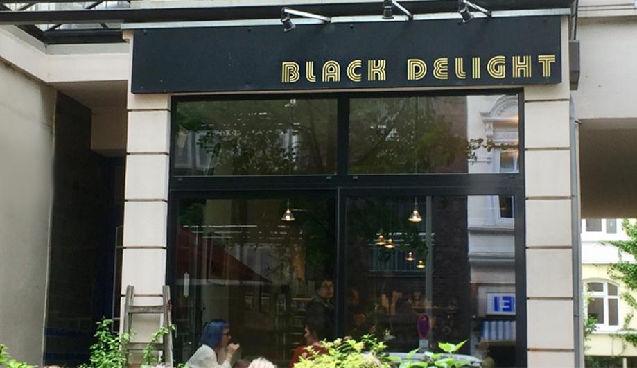 Black Delight - Guter Café und glutenfreier Kuchen