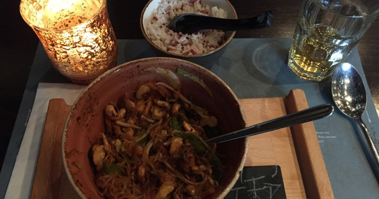 Traditionelle mongolische Küche