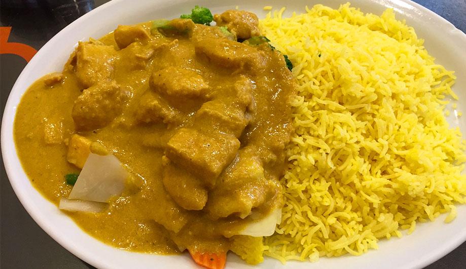 Curry im Elbe Einkaufszentrum