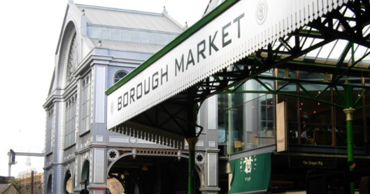 London – Tag 2 'Borough Market'
