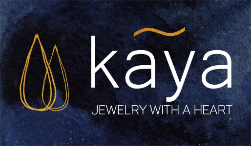 Kaya Jewelry with a Heart