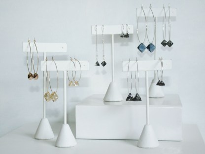Swarovski Crystal Earring Collection