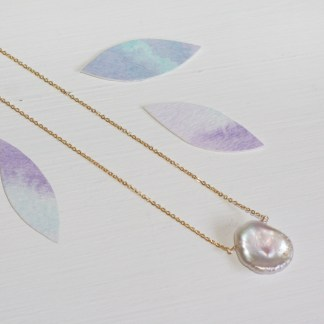 Keishi-Pearl-Gold-Fill-Necklace