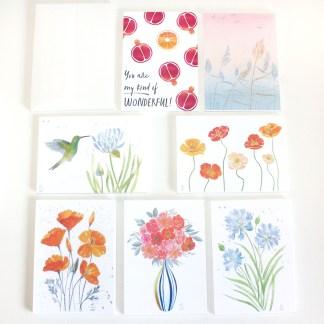 5x7-Original-Watercolor-Art-Print-Greeting-Card