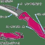 レスキューナイフ