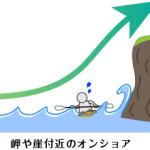 風の影響 ~ オンショアとオフショア ~