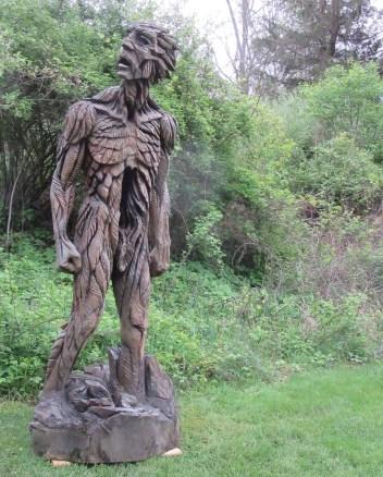 DWG primitive man