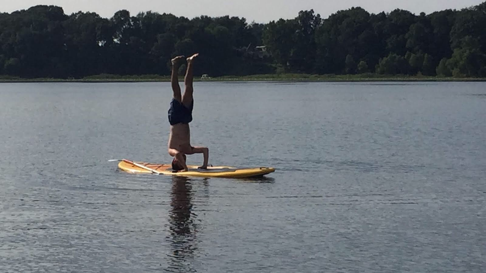 chicago paddleboard lessons