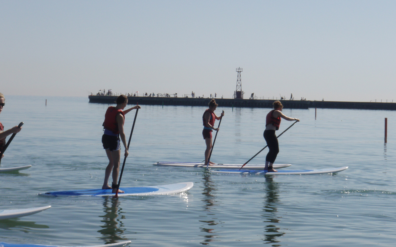chicago paddleboard rental