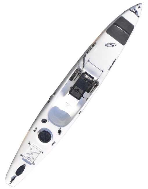 Stealth Surf Fisha 470