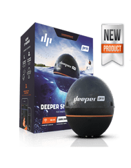 Deeper Smart Sonar Pro Fish Finder