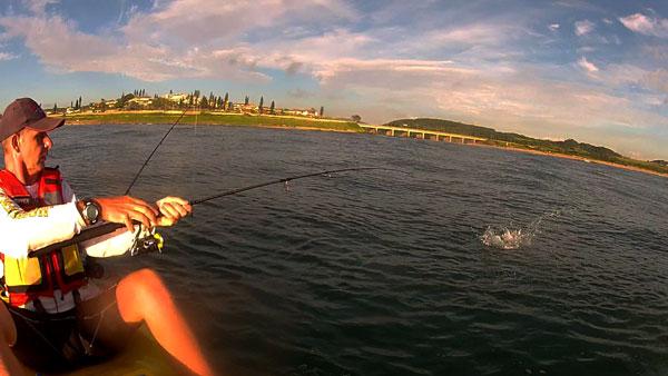Kayak Fishing Rods