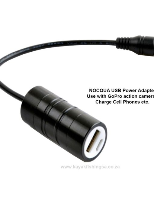 Nocqua USB Adapter. With Waterproof Connector