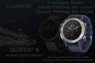 Garmin QUATIX® 6 SERIES Marine WatchIntroducing the Garmin quatix® 6 Marine Watch Series ⌚️?