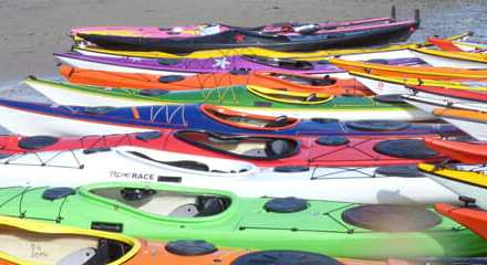 Sea Kayak Sales