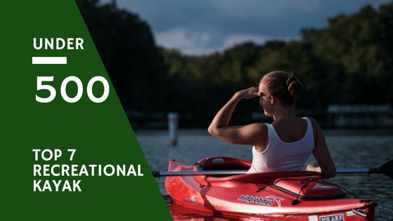kayaks under 500