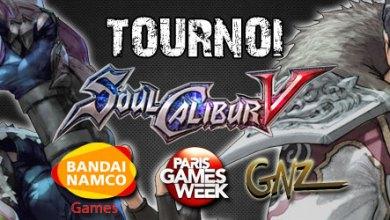 Photo of Paris Games Week : Tournoi Soul Calibur V avec Namco Bandai !