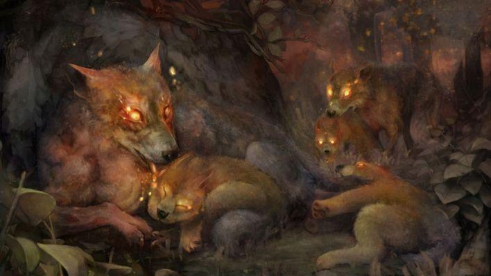 12. Art - Hellhounds
