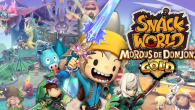 Photo of [Critique Nintendo Switch] Snack World : Mordus de Donjons Gold