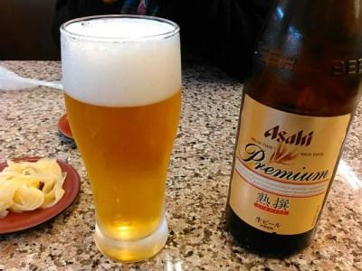 アサヒプレミアムビール