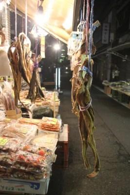棒鱈(ボウダラ)