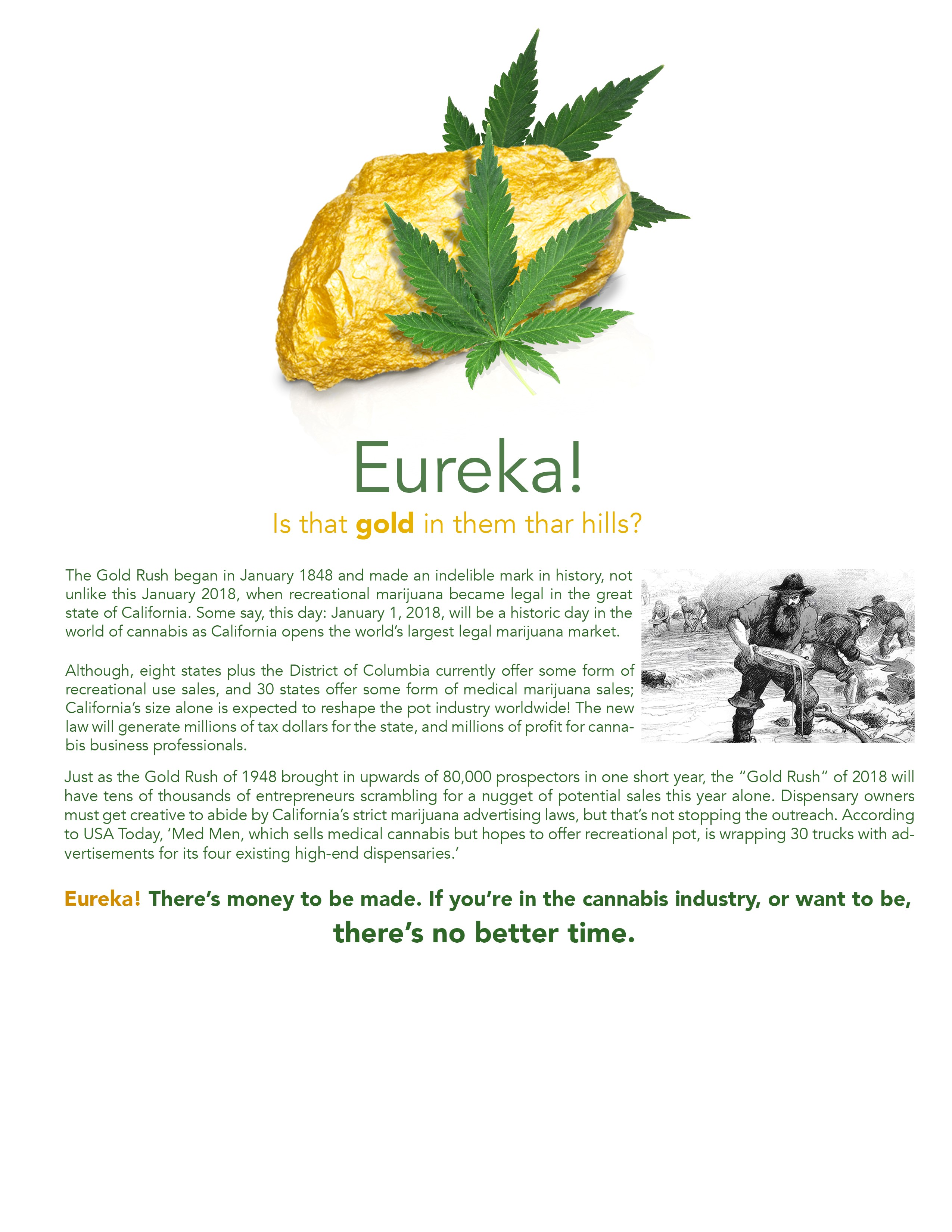 There is money to be made in the cannabis industry - Cannabis packaging