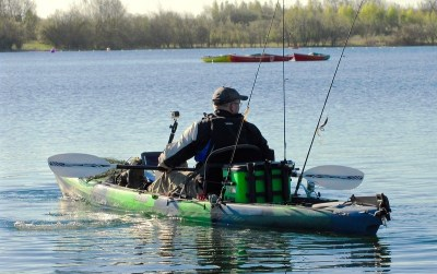 8 Best Kayak for Fishing Review & Buyer´s Guide for 2019