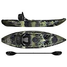 Vibe Kayaks Skipjack 90 9-foot Angler Sit On Top Fishing Kayak
