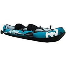 Elkton Outdoors 10' Foot Inflatable Fishing Kayak