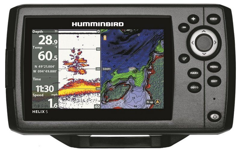 Best Kayak Fish Finder - Top 8 of the Market for 2018