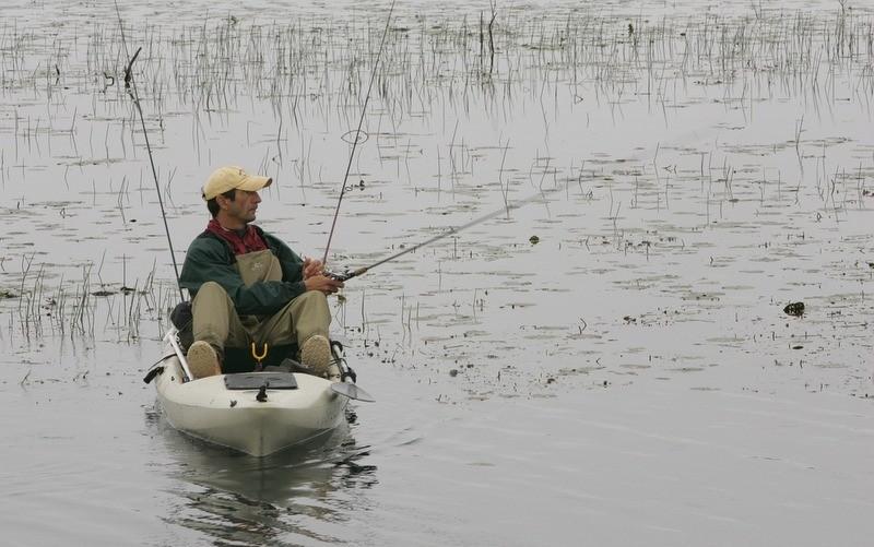 best kayak fish finders