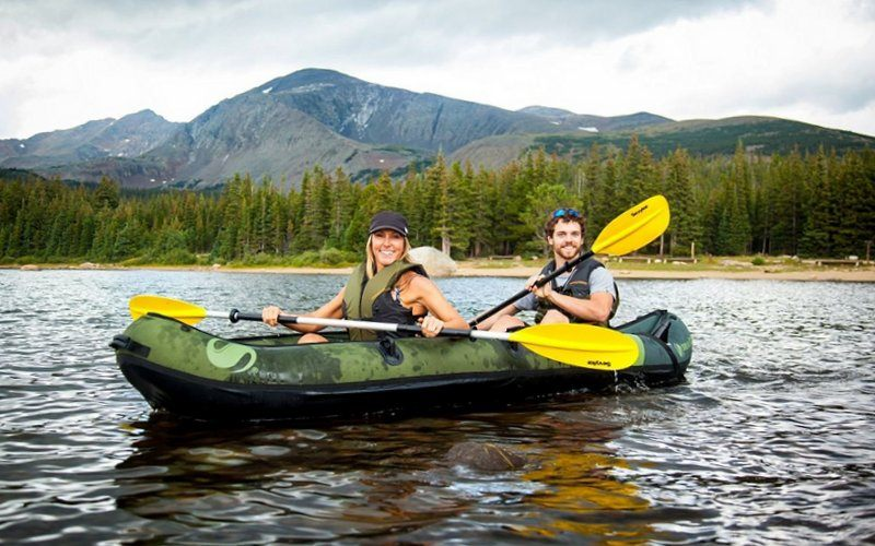 Best Tandem Kayak for Fishing - Top 5 in 2018