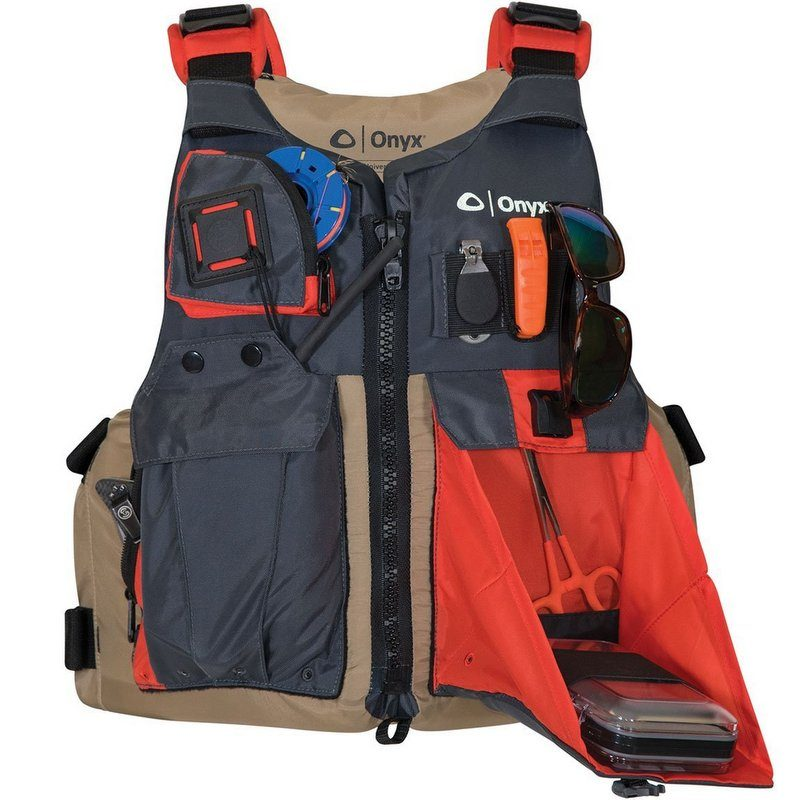 Best Life Vest For Kayak Fishing - Top 5 for 2018 - Safety First!