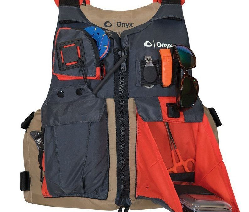 Best Life Vest For Kayak Fishing – Top 5 for 2018 – Safety First!