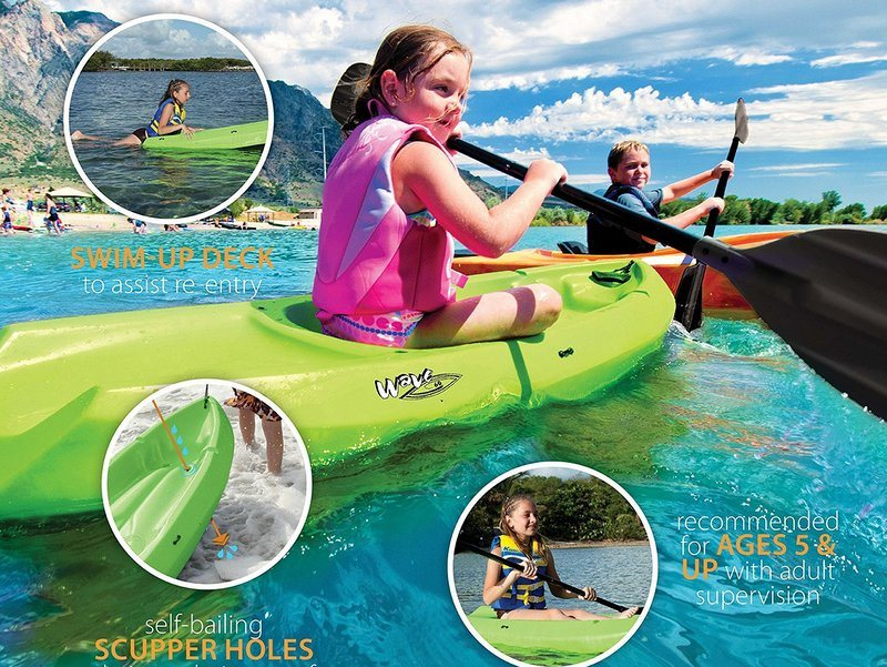 Best kids kayak