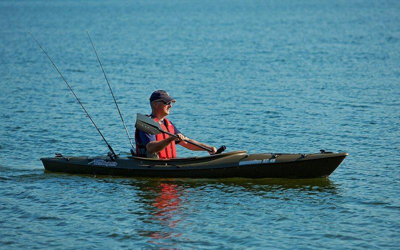 Best ocean kayaks for fishing