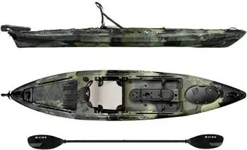 Vibe Kayaks Sea Ghost 130 sit on top kayak