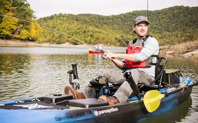 Best Pedal Kayak for Fishing – Top 6 Review for 2019
