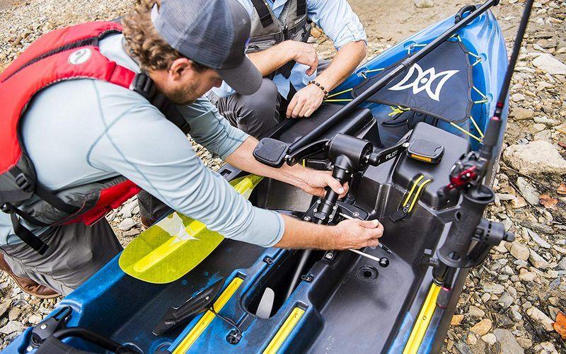 pedal kayak reviews