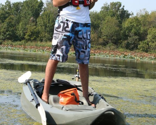 Best Stand Up Kayak For Fishing – Top 5 in 2020 [Reviewed]