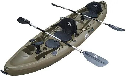 7 Best Tandem Kayak For Fishing In 2020 Share Your Hobby