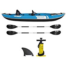 Driftsun Voyager 2 Person Inflatable Tandem Kayak