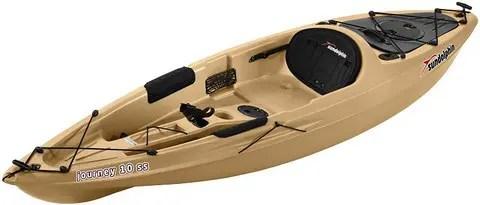 Sun Dolphin Journey SOT 10 feet fishing kayak
