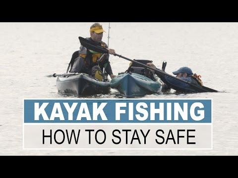 5 Kayak Fishing Safety Rules