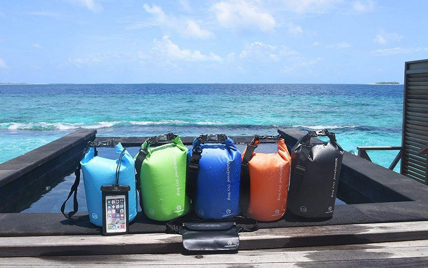 Best Kayak Dry Bag – Top 7 in 2019, Choose the Best for your Needs!