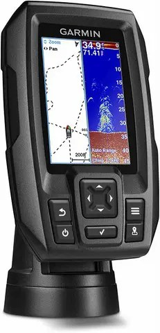 Garmin Striker 4 with Transducer, 3.5 inches GPS Fishfinder
